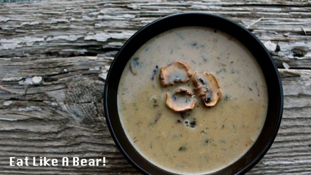 Keto Mushroom Soup, A Low Carb / Keto Soup Solution!