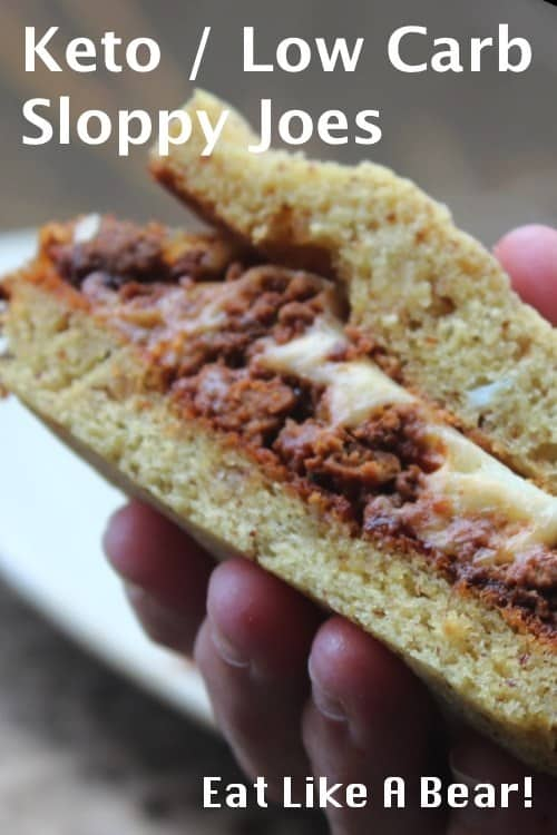 Keto Sloppy Joes