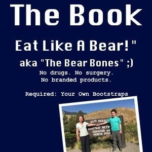 Eat Like A Bear! Blueprint