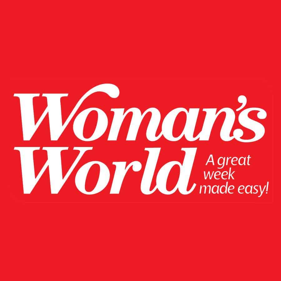 Woman's World magazine logo