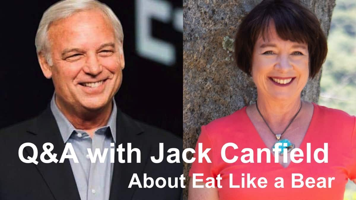 Jack Canfield and Amanda Rose, pictured