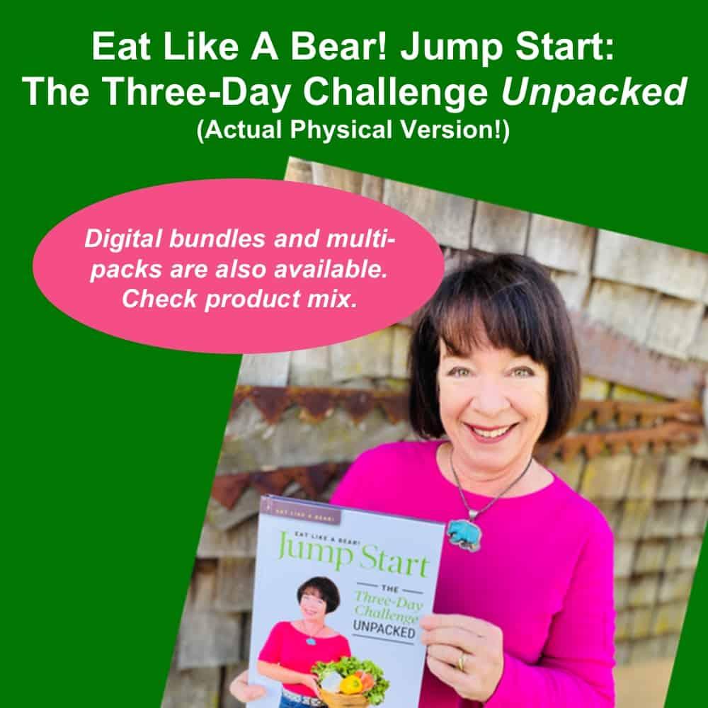 Photo of Amanda Rose holding the Jump Start book